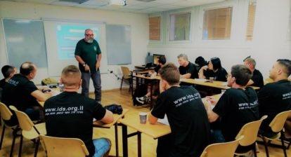 אורן שם טוב - המרכז הרח תחומי לביטחון, אבטחה וחקירות