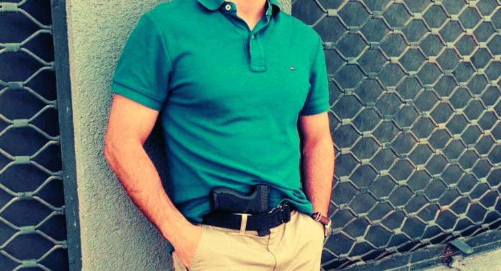 בחירת אקדח לנשיאה אישית - שי זר - הגילדה - הבית של מנהלי הביטחון